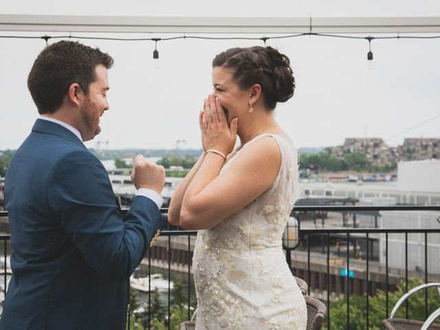 Carl and Ciane's wedding in Montreal, Quebec 19