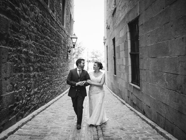 Carl and Ciane's wedding in Montreal, Quebec 22