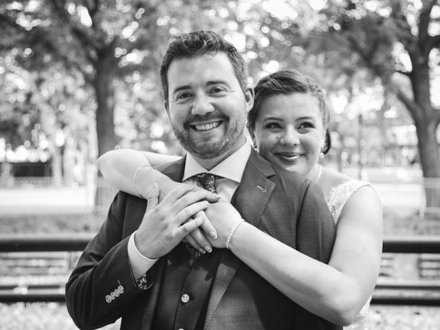 Carl and Ciane's wedding in Montreal, Quebec 24