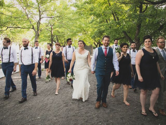 Carl and Ciane's wedding in Montreal, Quebec 36