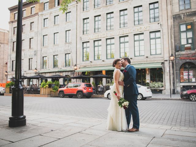 Carl and Ciane's wedding in Montreal, Quebec 37