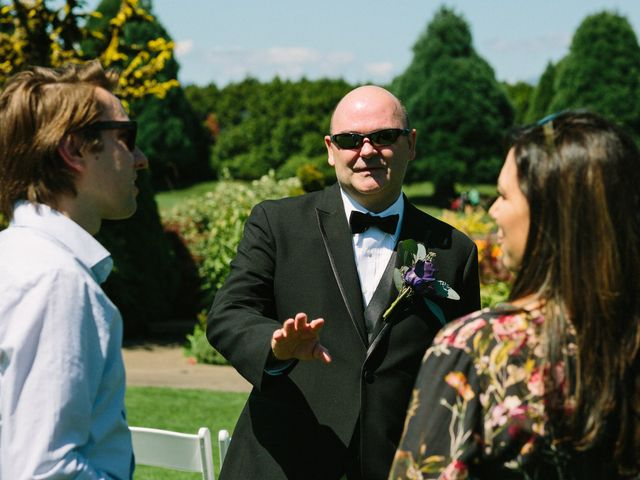 Phil and Chantelle's wedding in Richmond, British Columbia 8