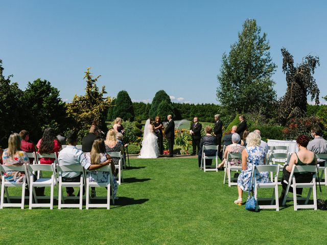 Phil and Chantelle's wedding in Richmond, British Columbia 40