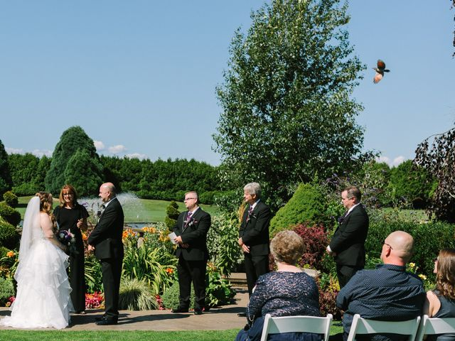 Phil and Chantelle's wedding in Richmond, British Columbia 42
