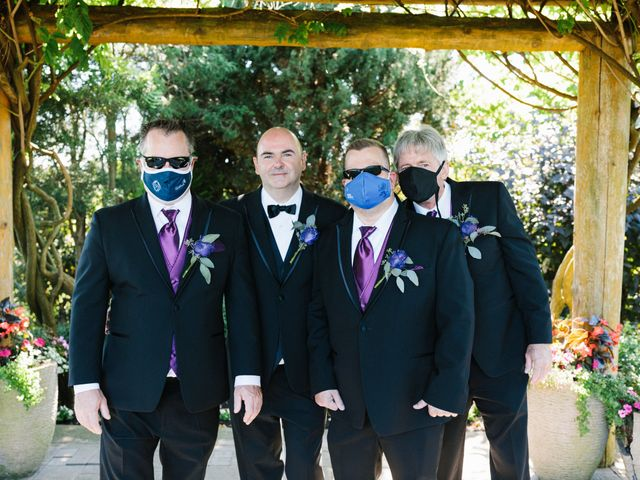 Phil and Chantelle's wedding in Richmond, British Columbia 2