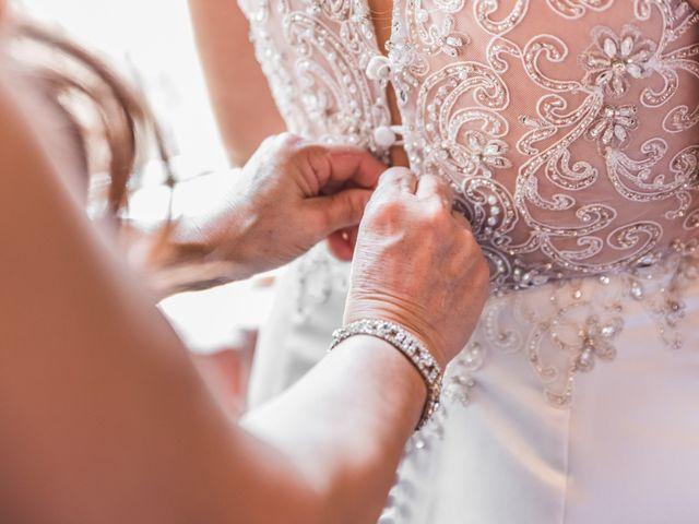 Salim and Alesia's wedding in La Prairie, Quebec 5
