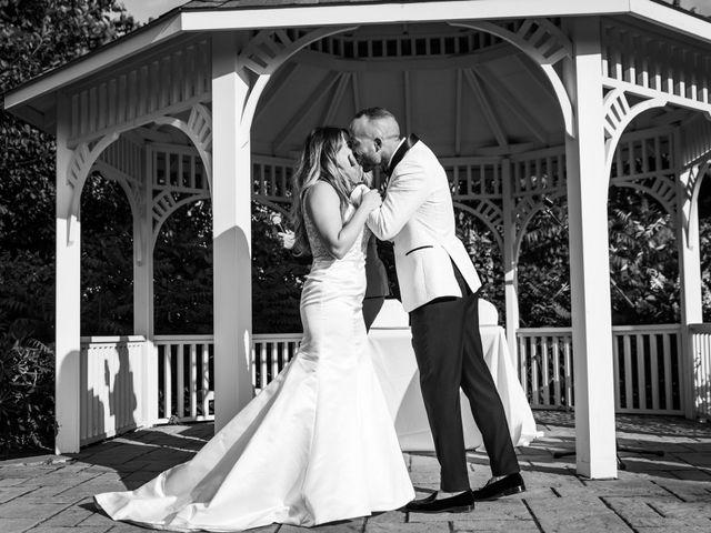 Salim and Alesia's wedding in La Prairie, Quebec 36
