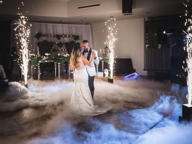 Salim and Alesia's wedding in La Prairie, Quebec 49