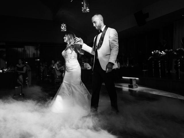 Salim and Alesia's wedding in La Prairie, Quebec 50