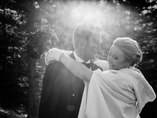 The wedding of Nicole and Andrew