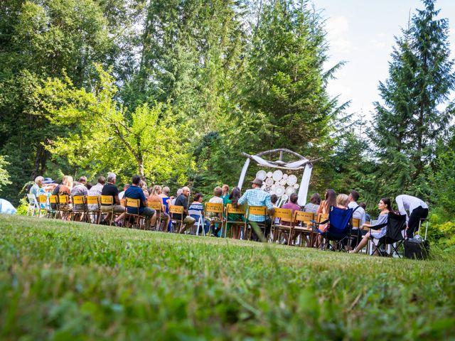 Brandon and Daniel's wedding in Nelson, British Columbia 6