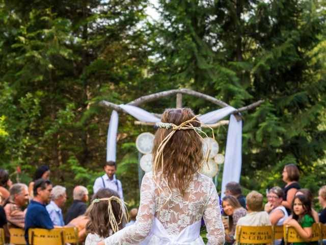 Brandon and Daniel's wedding in Nelson, British Columbia 10