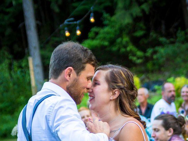 Brandon and Daniel's wedding in Nelson, British Columbia 16