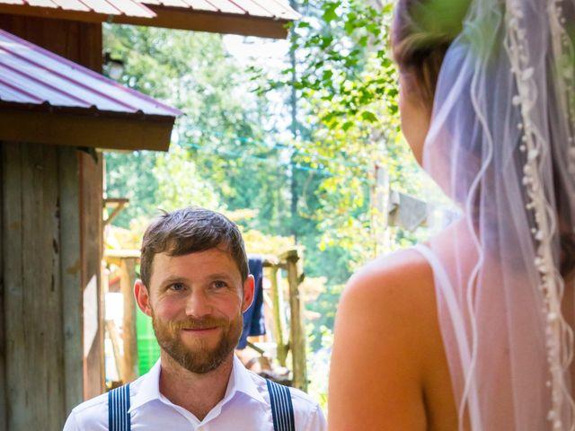 Brandon and Daniel's wedding in Nelson, British Columbia 17