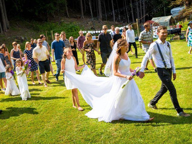 Brandon and Daniel's wedding in Nelson, British Columbia 21
