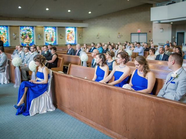 Cameron and Nicole's wedding in Mississauga, Ontario 6