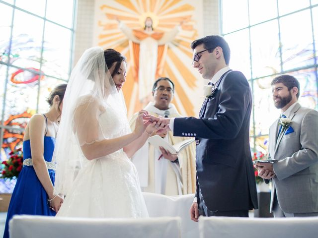 Cameron and Nicole's wedding in Mississauga, Ontario 8