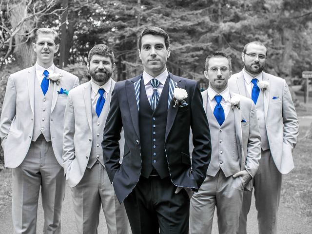 Cameron and Nicole's wedding in Mississauga, Ontario 1