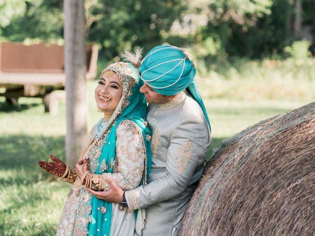 The wedding of Kardo and Nuha