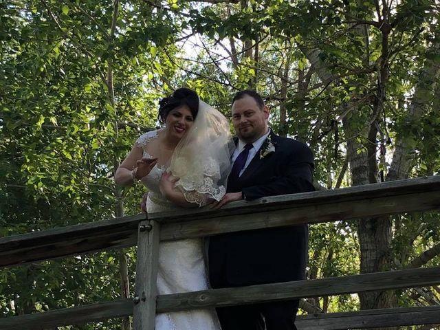 The wedding of Lina and John