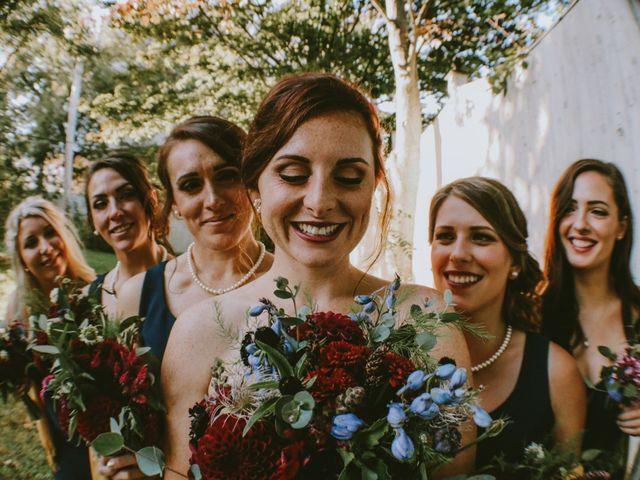 Gary and Sarah's wedding in Halifax, Nova Scotia 1