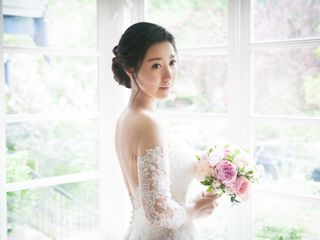 The wedding of Olivia and Ken 2