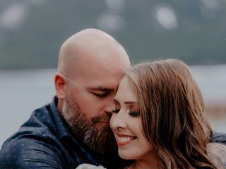 The wedding of Irene and Corey 1