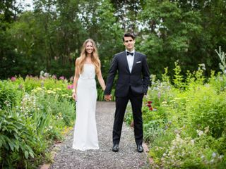 The wedding of Briana and Stephen