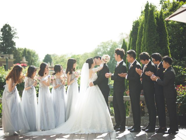 The wedding of Olivia and Ken