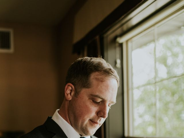 Chris and Kathy's wedding in Canmore, Alberta 3