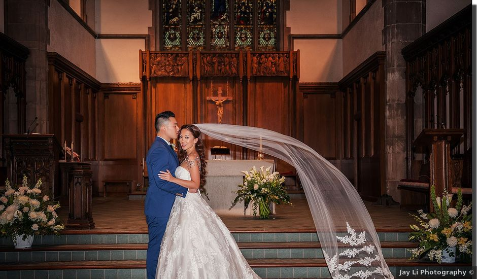 Jude And Correne's Wedding In Toronto, Ontario