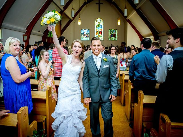 Ismaël and Sara's wedding in Quebec, Quebec 5