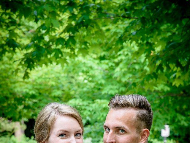 Ismaël and Sara's wedding in Quebec, Quebec 11