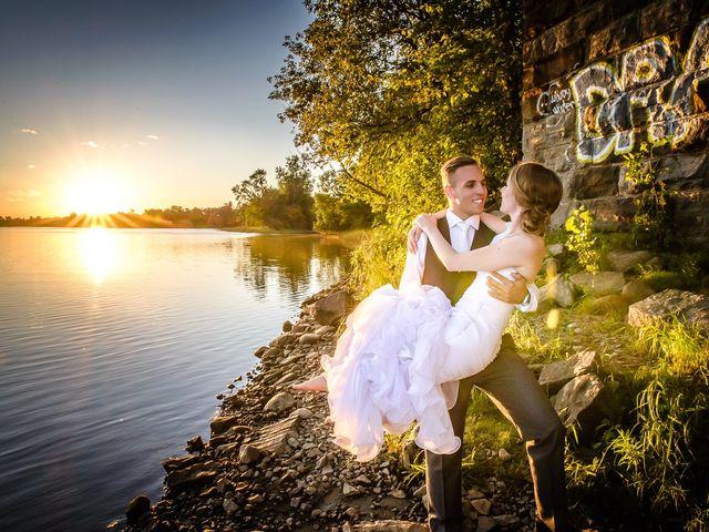 Ismaël and Sara's wedding in Quebec, Quebec 1