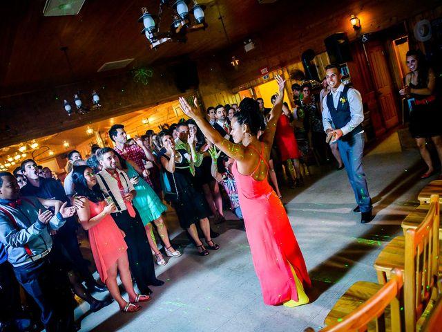 Ismaël and Sara's wedding in Quebec, Quebec 15