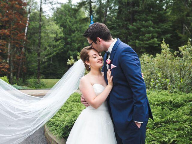 The wedding of Katrina and Steven