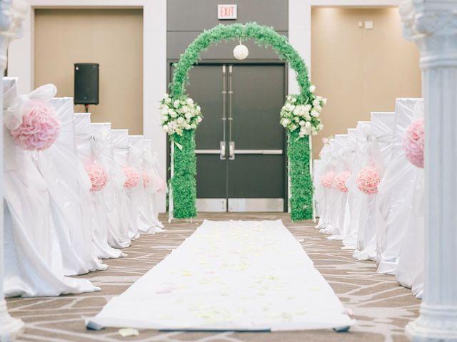 Allen and Vicky's wedding in Toronto, Ontario 1