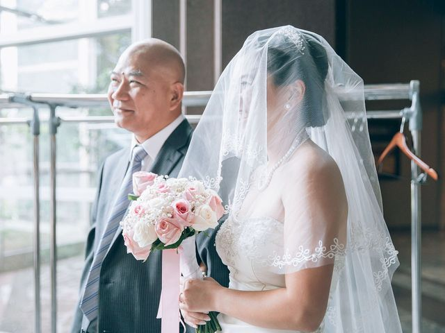 Allen and Vicky's wedding in Toronto, Ontario 4
