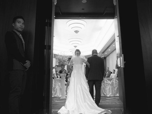 Allen and Vicky's wedding in Toronto, Ontario 5
