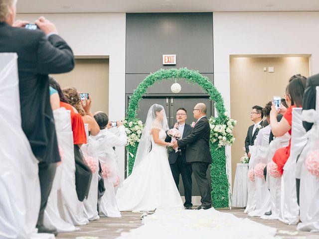 Allen and Vicky's wedding in Toronto, Ontario 6