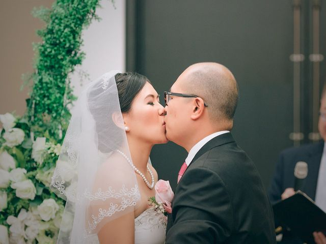 Allen and Vicky's wedding in Toronto, Ontario 8