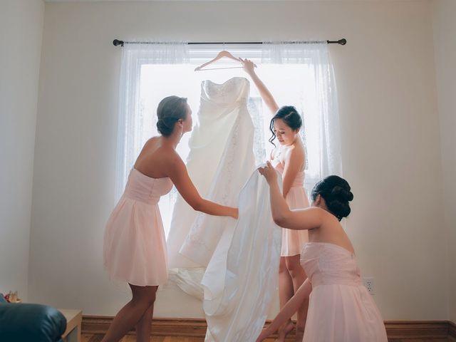 Allen and Vicky's wedding in Toronto, Ontario 10