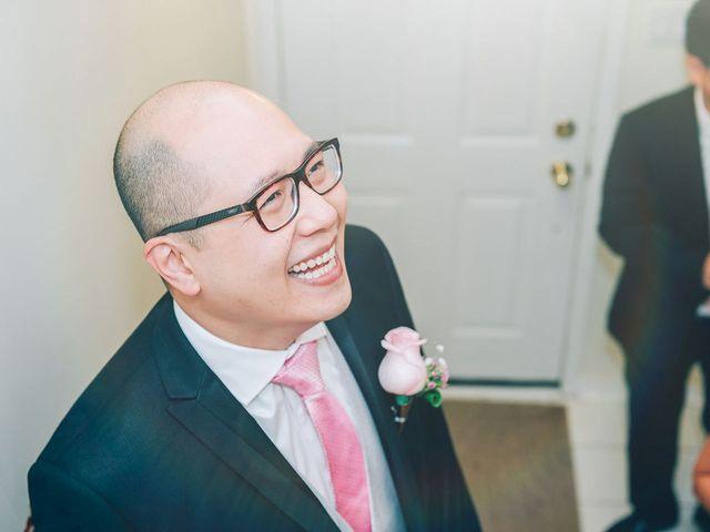 Allen and Vicky's wedding in Toronto, Ontario 15