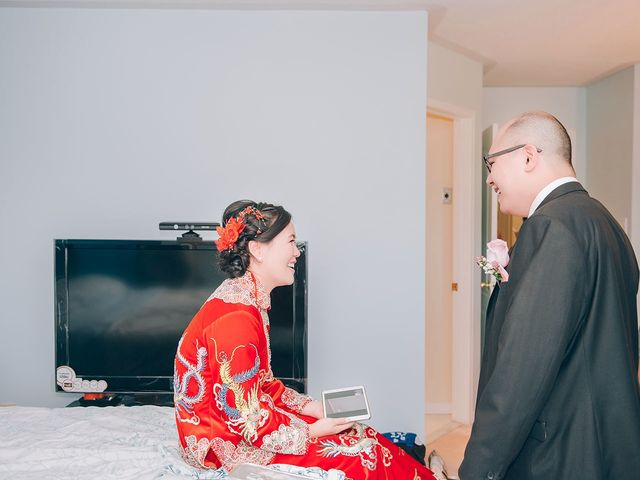 Allen and Vicky's wedding in Toronto, Ontario 16
