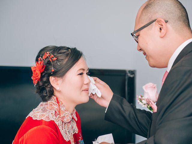 Allen and Vicky's wedding in Toronto, Ontario 17