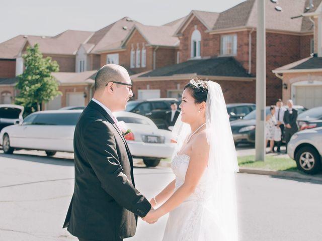 Allen and Vicky's wedding in Toronto, Ontario 30