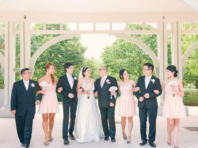 Allen and Vicky's wedding in Toronto, Ontario 32