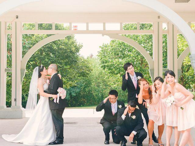Allen and Vicky's wedding in Toronto, Ontario 33