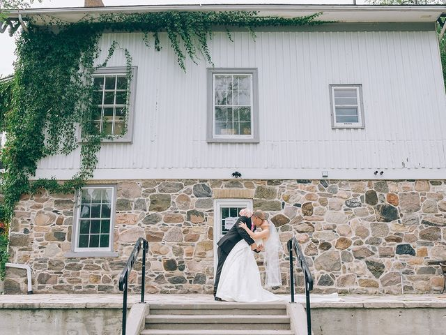 Allen and Vicky's wedding in Toronto, Ontario 35