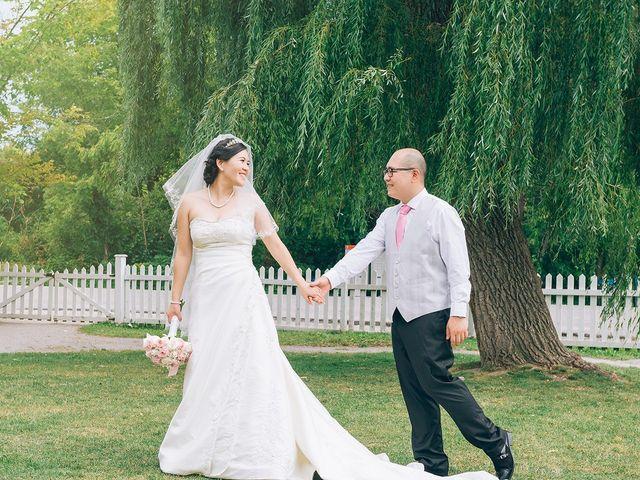 Allen and Vicky's wedding in Toronto, Ontario 36